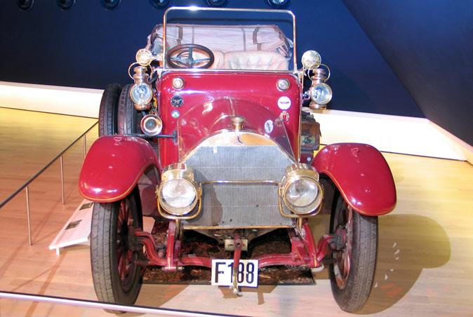 Mercedes 18/28 HP...... 35 HP Iaa20010