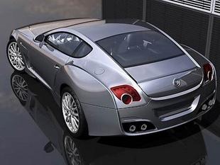 Laraki Borac V12 Coupé & Fulgura Laraki12
