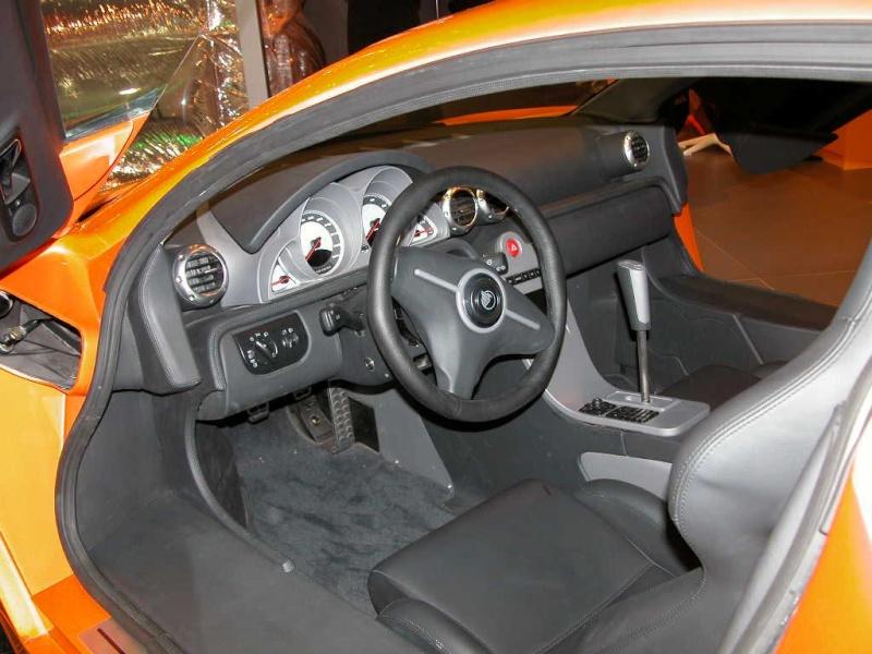 Laraki Borac V12 Coupé & Fulgura Laraki35