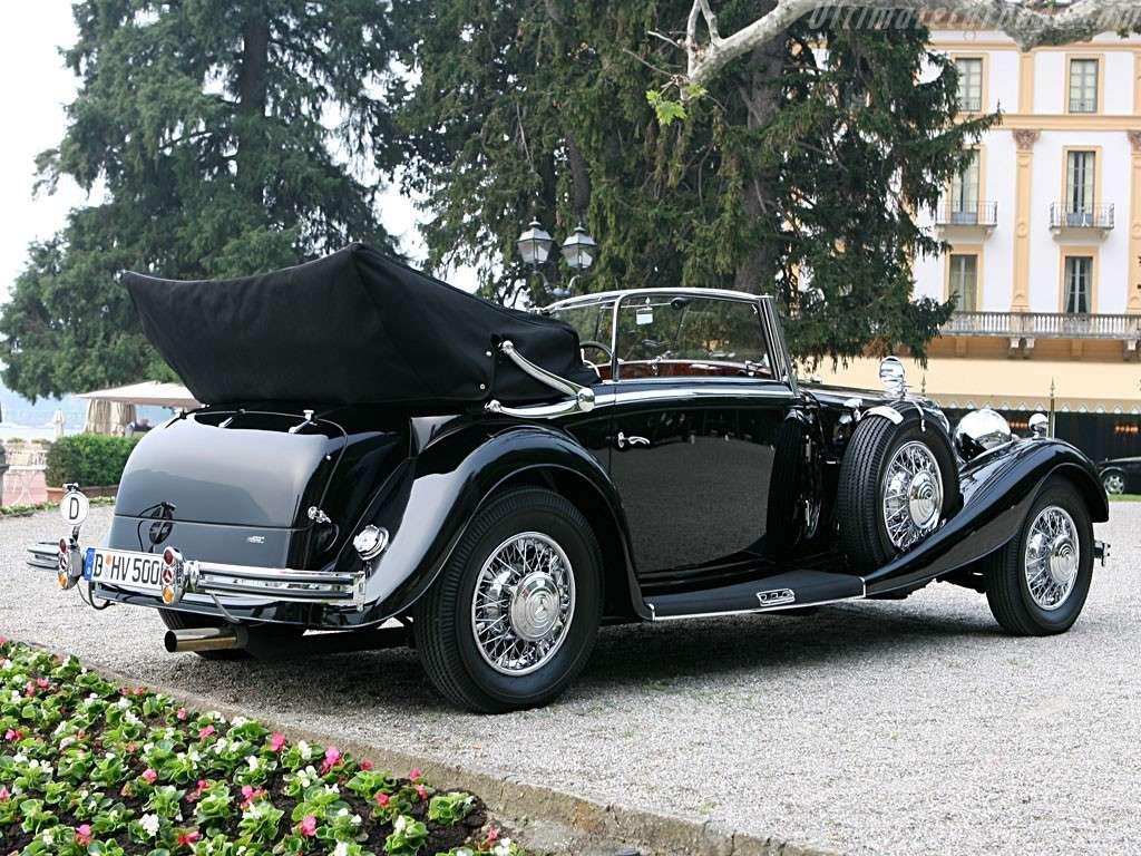 Essai de la Mercedes 540K Roadster 1937 Merce100