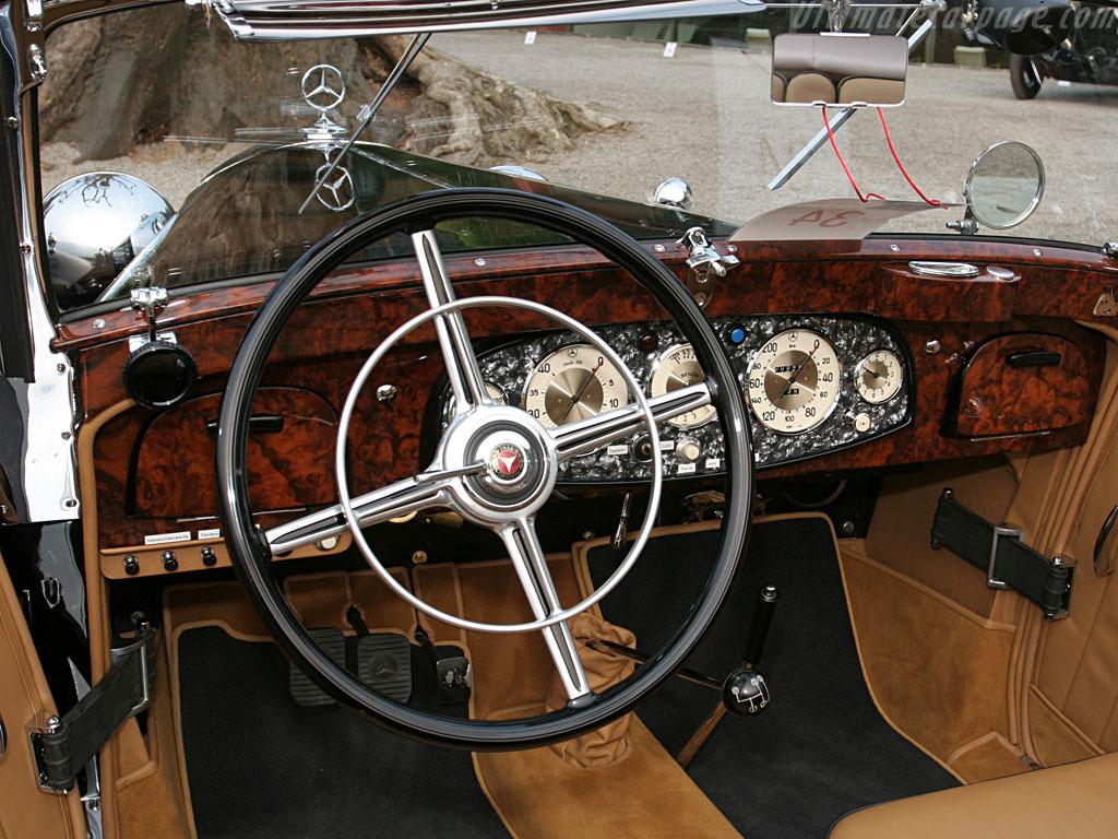 Essai de la Mercedes 540K Roadster 1937 Merce101