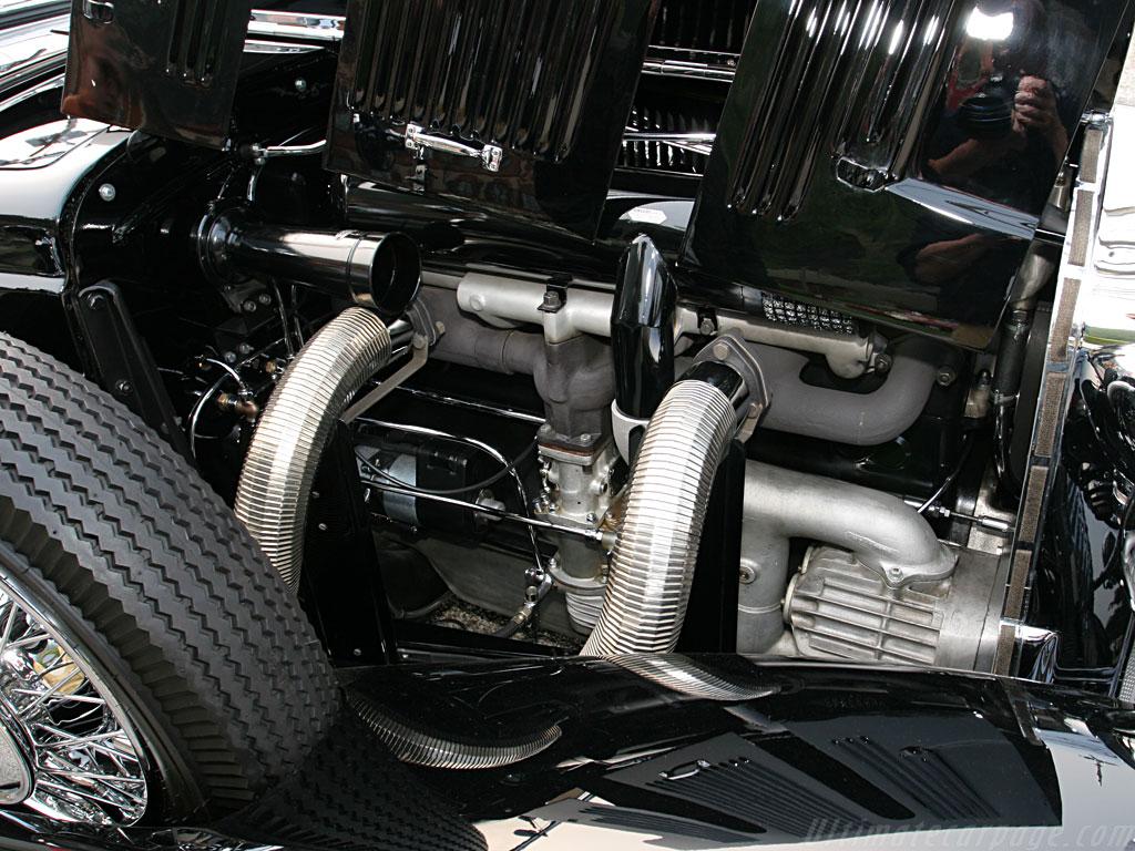 Essai de la Mercedes 540K Roadster 1937 Merce102