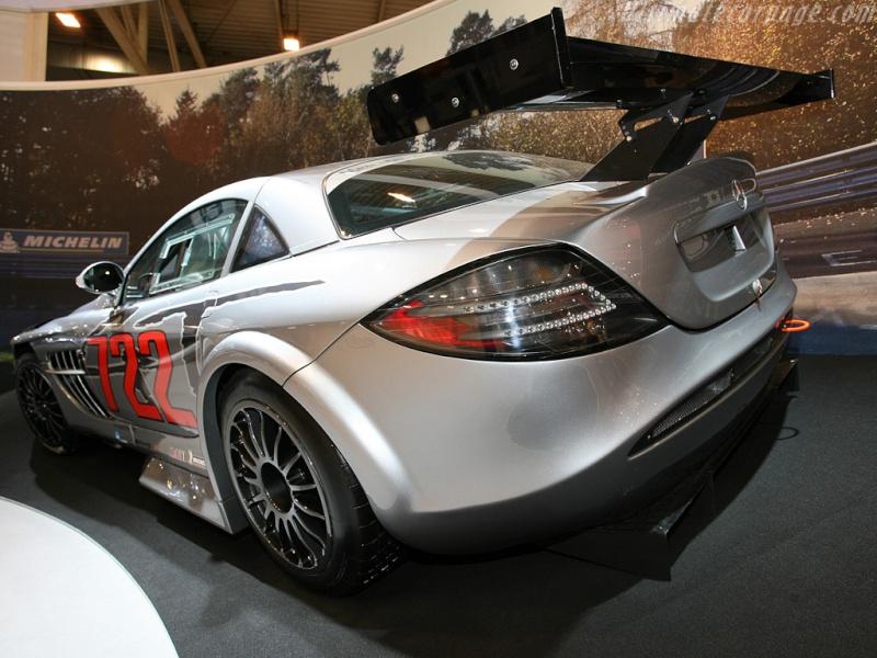 Mercedes SLR 722 GT Merce141