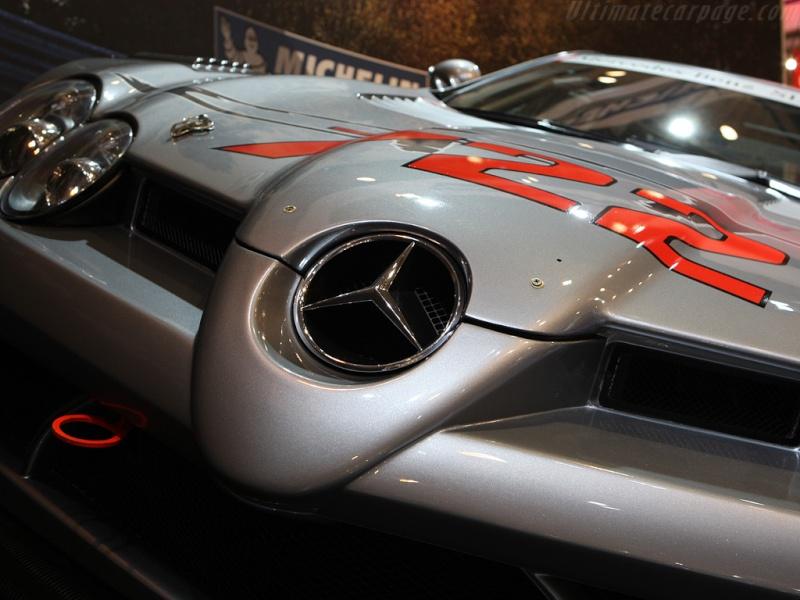 Mercedes SLR 722 GT Merce144