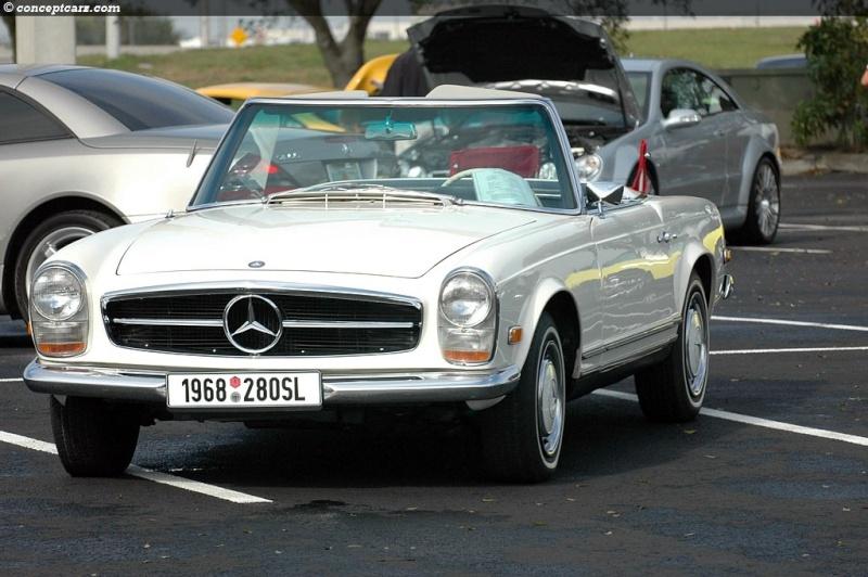 "La ""Pagode"" 280 SL (W113 1967-1971)  Merce232"