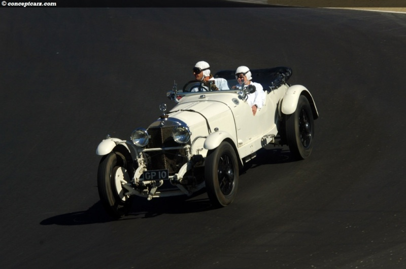 Mercedes SS SSK & SSKL (W06) 1928-1934 Merce292
