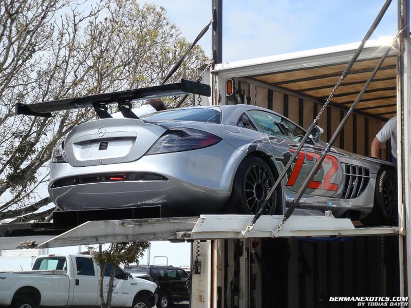 Mercedes SLR 722 GT Merce605