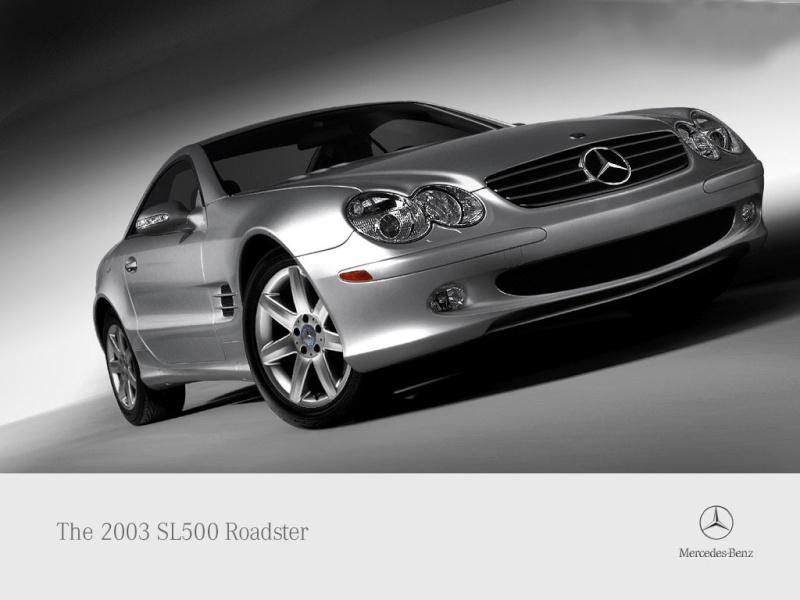 [Photos] Galerie : La Mercedes SL R230 Merce609