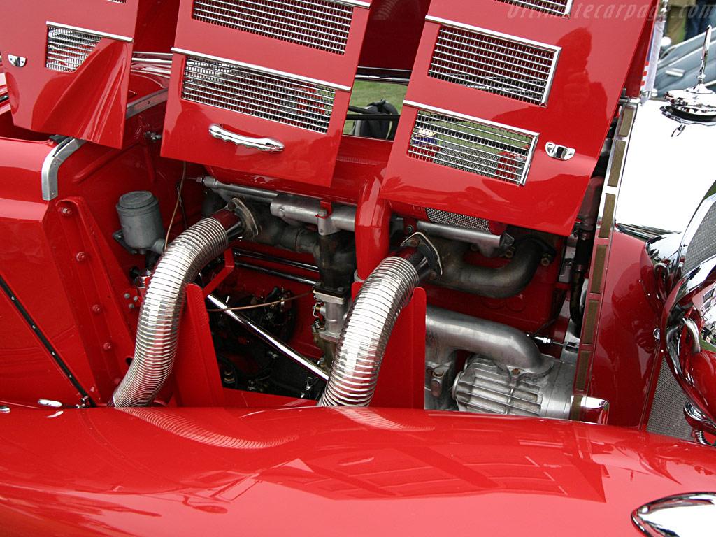 Essai de la Mercedes 540K Roadster 1937 Merced83