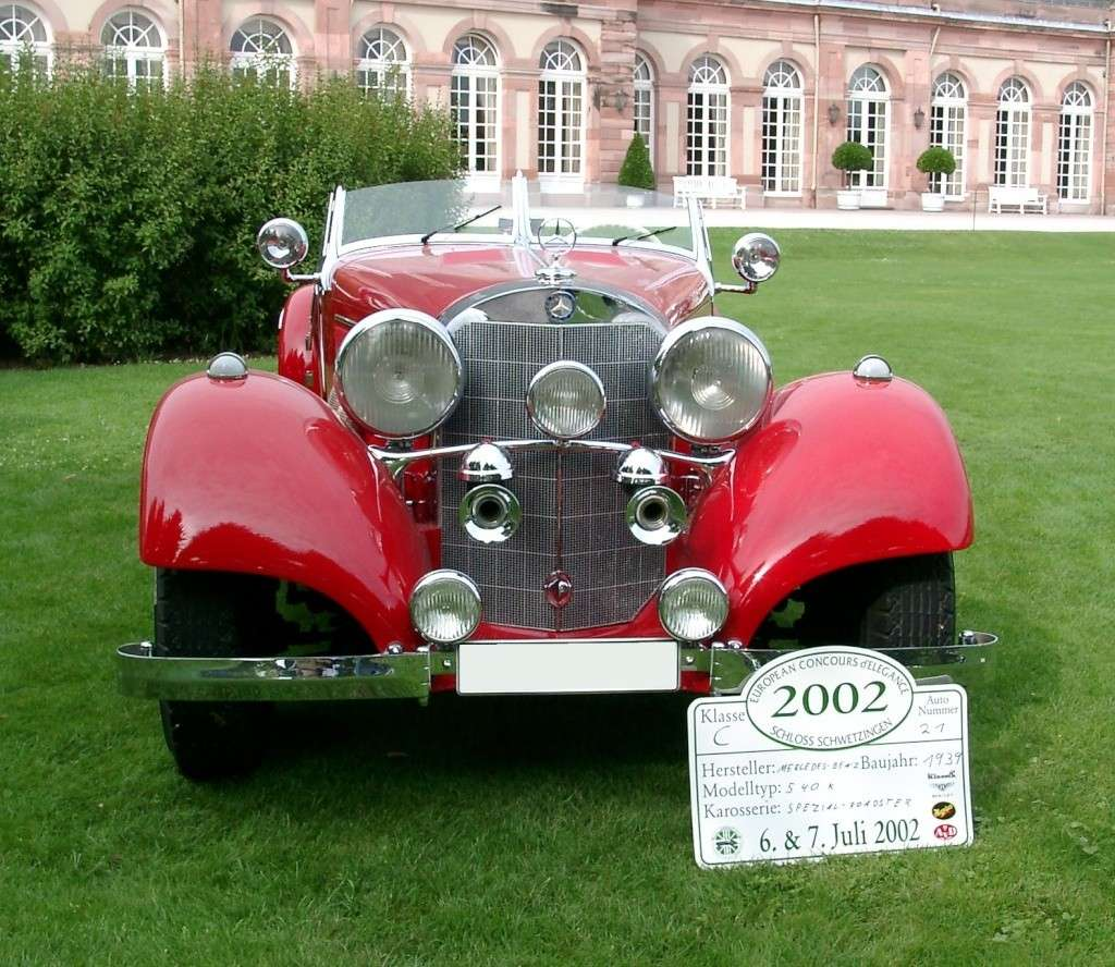 Essai de la Mercedes 540K Roadster 1937 Merced85