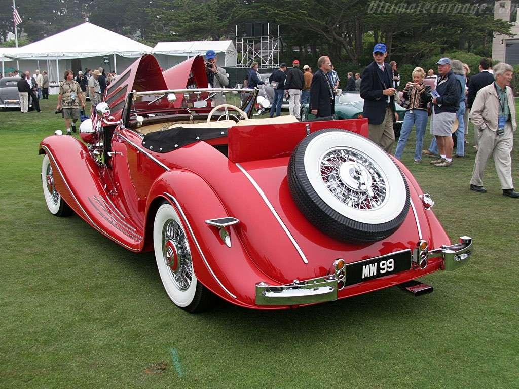 Essai de la Mercedes 540K Roadster 1937 Merced88