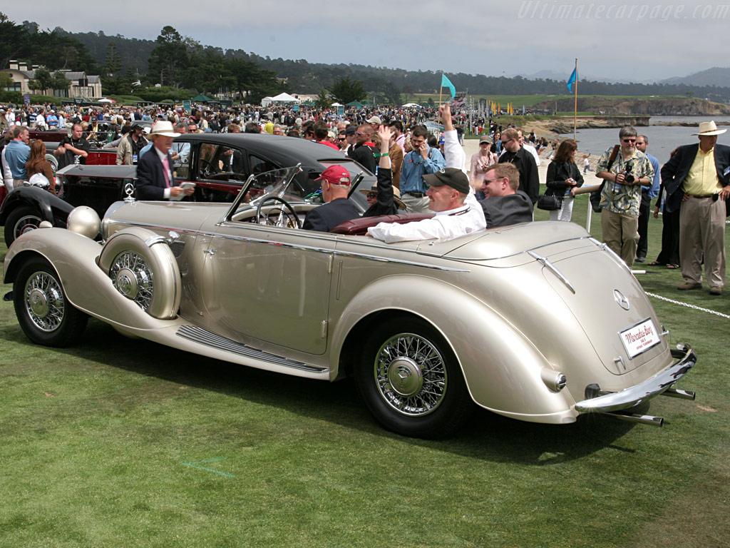 Essai de la Mercedes 540K Roadster 1937 Merced96