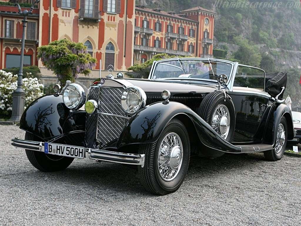 Essai de la Mercedes 540K Roadster 1937 Merced97