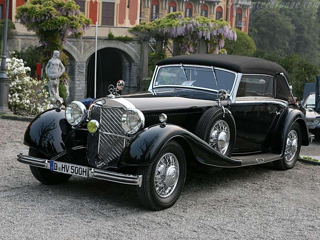 Essai de la Mercedes 540K Roadster 1937 Merced99