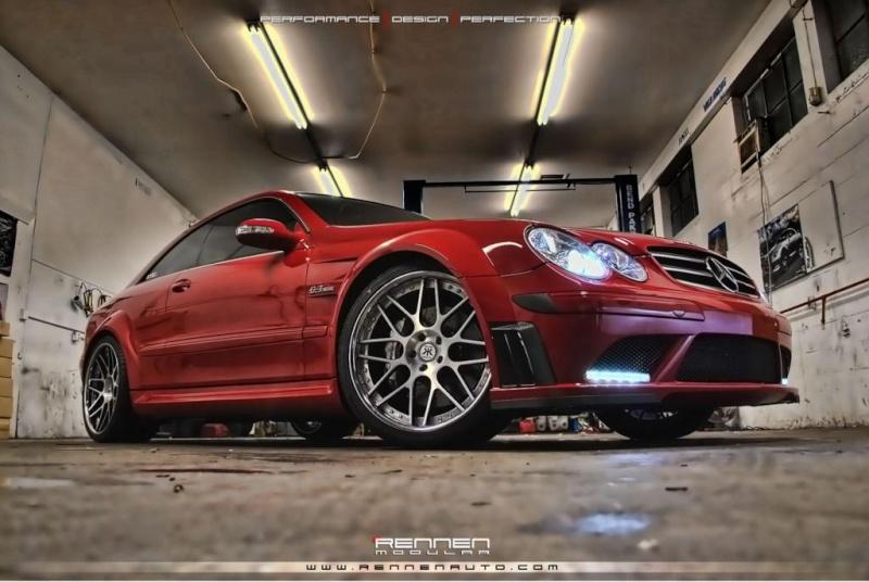 [Essai] CLK 63 AMG / DTM / Black Séries...(C209) 2005 Rennen11