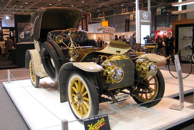 Mercedes 18/28 HP...... 35 HP Retrom10