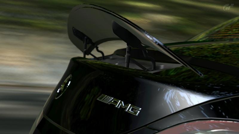 [Photos] Galerie : La Mercedes SLS Trialm12