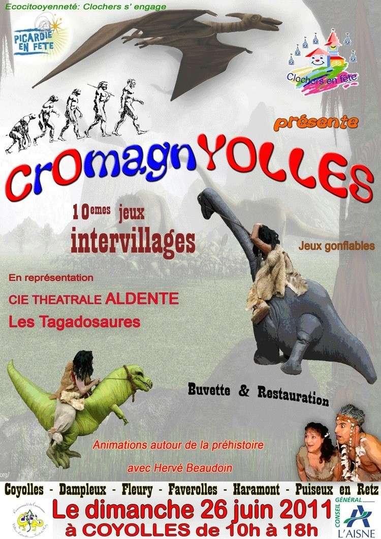 Jeux intervillages à Coyolles (Picardie) ce dimanche 26 juin 2011 Affich12