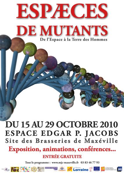 """Exposition """"Espaeces de mutants"""" à la MJC de Maxéville Espaec10"""