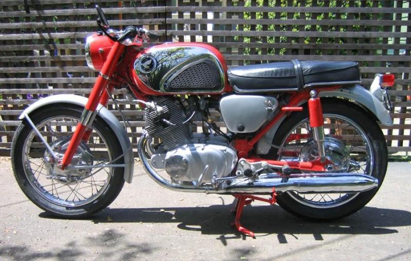 Honda enfin il me semble ... Cb7710