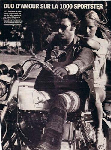 L'HARLEY DAVIDSON SMET Moto0811