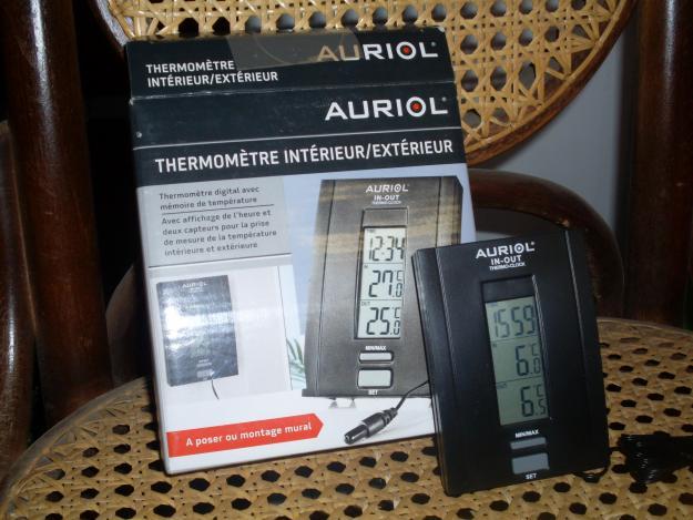Thermomètre Thermo10