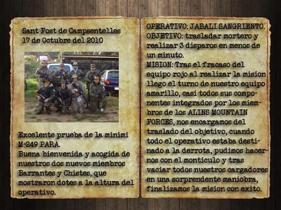 ALBUM DE FOTOS ALINS MOUNTAIN FORCES Operac10