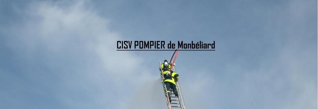 CISV Pompiers de Montbéliard