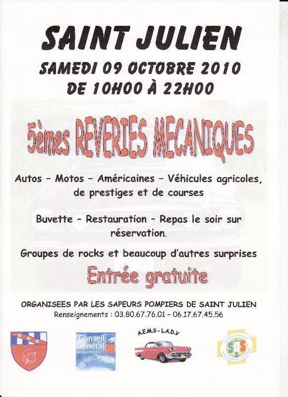 5eme Reveries Mécaniques a Saint Julien (21) Saint_12