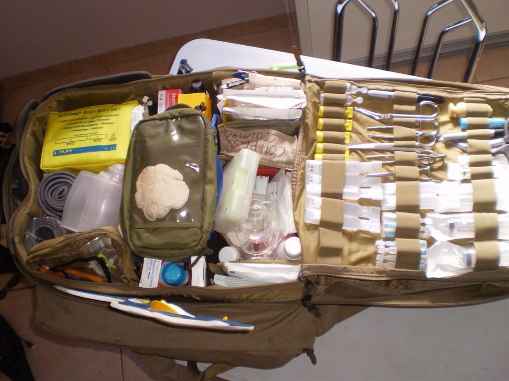 Le kit medical de Montargie au boulot (sphère 1 & 2 ) Pa180024