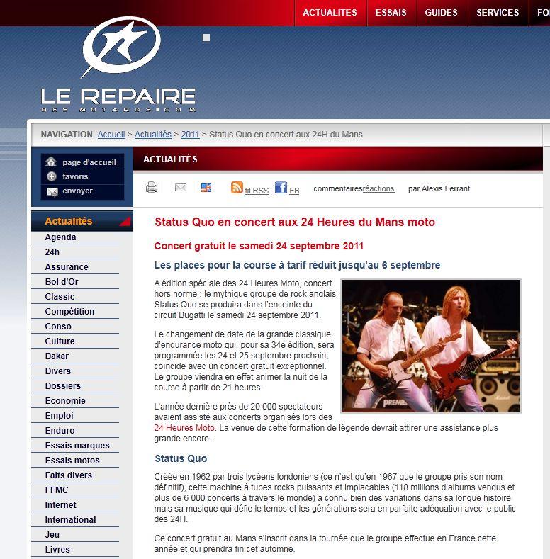 Le Mans (24h moto) - 24 Septembre 2011 Lemans11