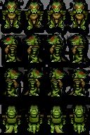 Chars De Monstros [RMXP] Lizard10