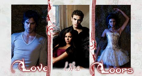 Vampire Diaries - Love like Loops Loveli11