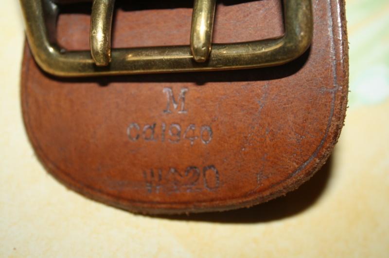 SAM BROWN BELT 1940 01610