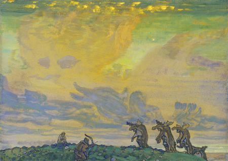 Nicolas Roerich [Peintre] Oda10