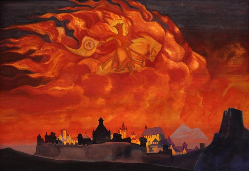 Nicolas Roerich [Peintre] Sofiya10