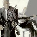 La musique dans la peinture - Page 3 Bernar10