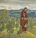 Nicolas Roerich [Peintre] J110