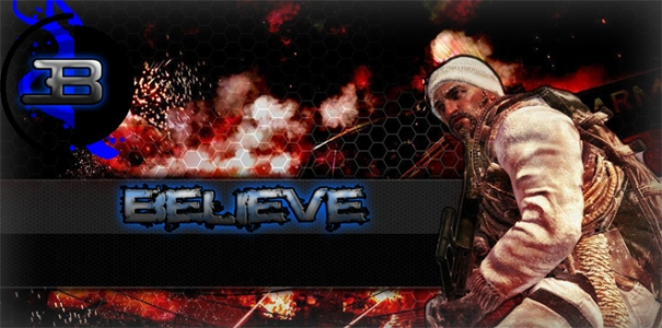 Believe Gaming Site