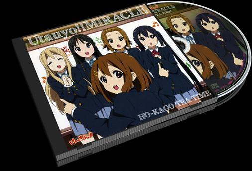 K-ON Segunda Temporada Completa 1-24 mas OST de toda la serie 4iabgr10
