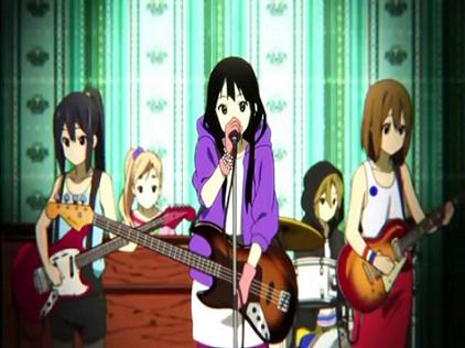 K-ON Segunda Temporada Completa 1-24 mas OST de toda la serie I5un1710