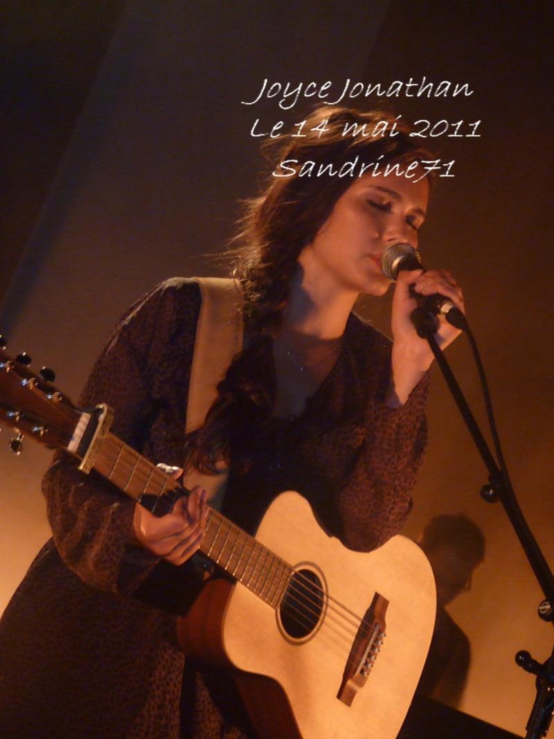Joyce à Bourg les valence le 14 mai 2011 P1180510