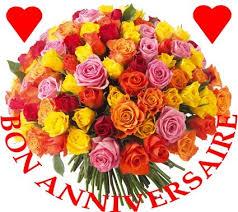 bon anniversaire Christelle 73 Bouque10