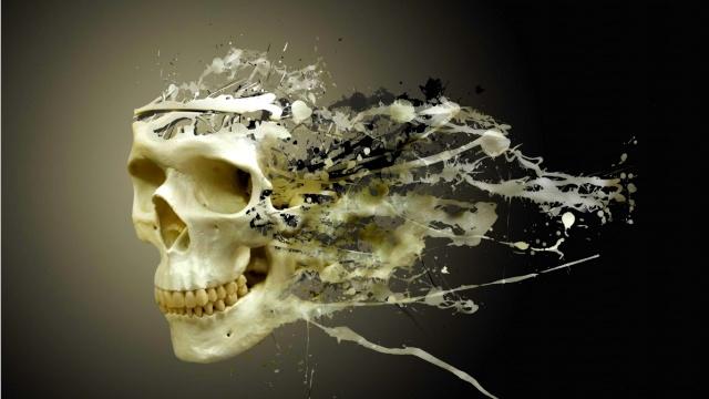 Ptit fond d ecran perso haute résolution Skull_10