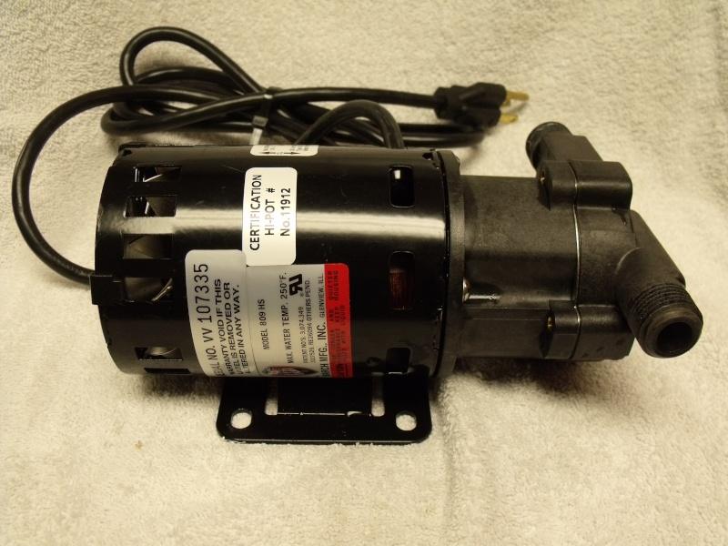 SOLD - March 809 HS Pump For Sale Dscf4211
