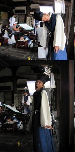 Yoochun en SungKyunKwan Scandal 75674510