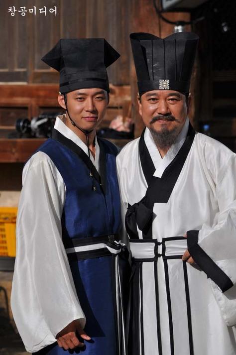 Yoochun en Sungkyunkwan Scandal 78698910