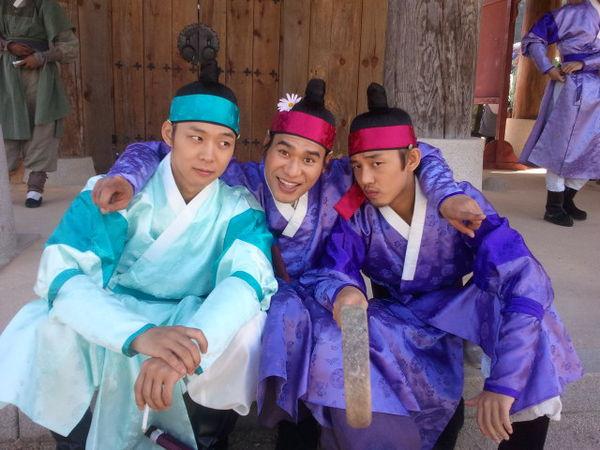Yoochun en SungKyunKwan Scandal Kang-s11