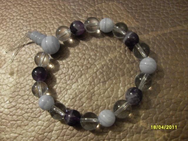 mes créations bijoux lithothérapie Sdc16323