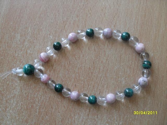 mes créations bijoux lithothérapie Sdc16412